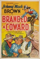 Branded a Coward movie poster (1935) picture MOV_c47e70b7