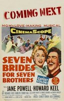 Seven Brides for Seven Brothers movie poster (1954) picture MOV_c4805437