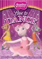 Angelina Ballerina: Love to Dance movie poster (2010) picture MOV_c4809b7c