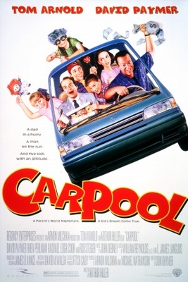 Carpool movie poster (1996) poster MOV_c488b040