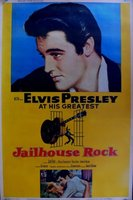 Jailhouse Rock movie poster (1957) picture MOV_c488f99c