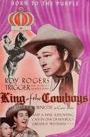 King of the Cowboys movie poster (1943) picture MOV_c49422f4