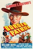 Border Patrol movie poster (1943) picture MOV_c49d81d5