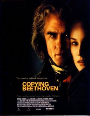 Copying Beethoven movie poster (2006) poster MOV_c4b02846