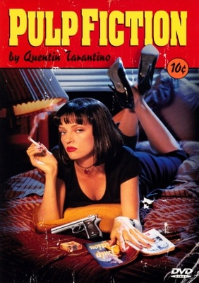 Pulp Fiction movie poster (1994) poster MOV_c4b053ee