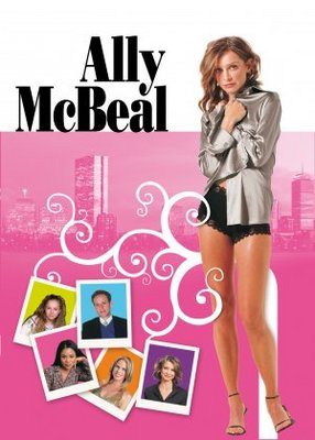 Ally McBeal movie poster (1997) poster MOV_c4b0b1b7