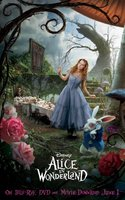 Alice in Wonderland movie poster (2010) picture MOV_7ea69eb7