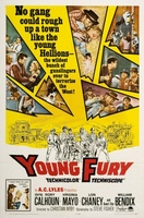 Young Fury movie poster (1965) picture MOV_c4b37254