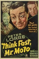 Think Fast, Mr. Moto movie poster (1937) picture MOV_c4bd1f33