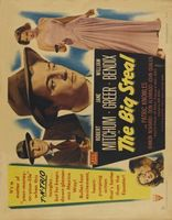 The Big Steal movie poster (1949) picture MOV_c4c1544a