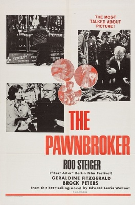 The Pawnbroker movie poster (1964) poster MOV_c4da951d