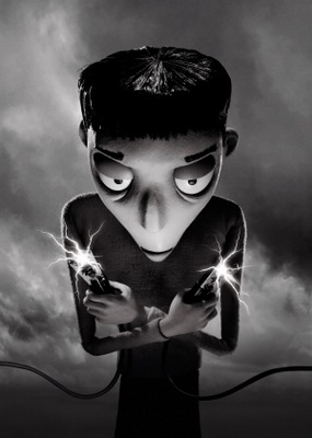 Frankenweenie movie poster (2012) poster MOV_c4de401b