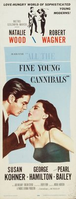 All the Fine Young Cannibals movie poster (1960) poster MOV_c4e02ea0