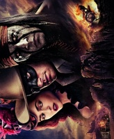 The Lone Ranger movie poster (2013) picture MOV_71410315