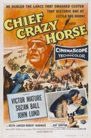 Chief Crazy Horse movie poster (1955) picture MOV_ad84a27d