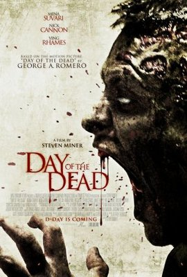 Day of the Dead movie poster (2007) poster MOV_c4e5968d