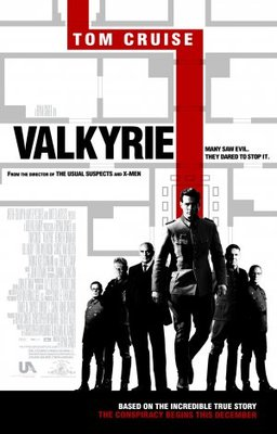 Valkyrie movie poster (2008) poster MOV_c4e87155