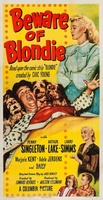 Beware of Blondie movie poster (1950) picture MOV_c4e8dafc