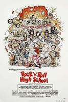 Rock 'n' Roll High School movie poster (1979) picture MOV_59ecae46