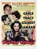 Boom Town movie poster (1940) picture MOV_c4ed4705
