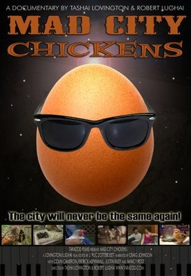 Mad City Chickens movie poster (2008) poster MOV_c4ed769f