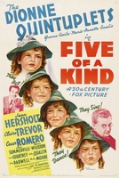 Five of a Kind movie poster (1938) picture MOV_c4fbb634