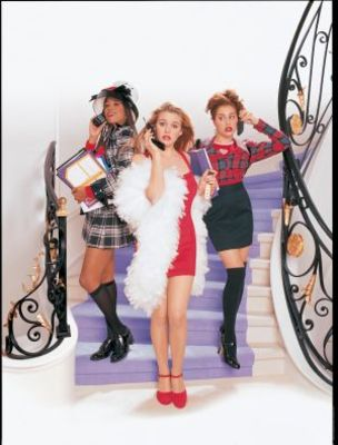 Clueless movie poster (1995) poster MOV_c4fe26a1