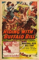 Riding with Buffalo Bill movie poster (1954) picture MOV_c506a150