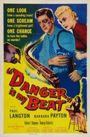 Murder Is My Beat movie poster (1955) picture MOV_c5098b8e