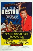 The Naked Jungle movie poster (1954) picture MOV_c50a0dbc