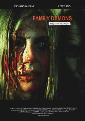 Family Demons movie poster (2009) poster MOV_c50bf51a