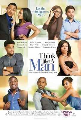 Think Like a Man movie poster (2012) poster MOV_c51badcb