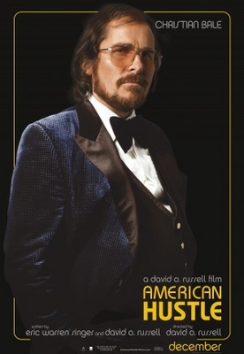 American Hustle movie poster (2013) poster MOV_c52292d9