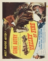Valley of Fire movie poster (1951) picture MOV_c52425f4
