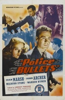 Police Bullets movie poster (1942) picture MOV_c526421d