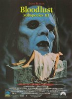 Bloodlust: Subspecies III movie poster (1994) picture MOV_c526e061