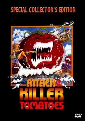 Attack of the Killer Tomatoes! movie poster (1978) poster MOV_c529d846