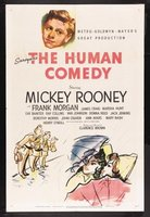 The Human Comedy movie poster (1943) picture MOV_c536f693
