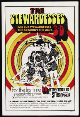 The Stewardesses movie poster (1969) poster MOV_c5383a9b