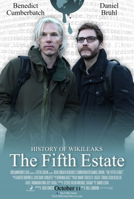 The Fifth Estate movie poster (2013) poster MOV_c53de325
