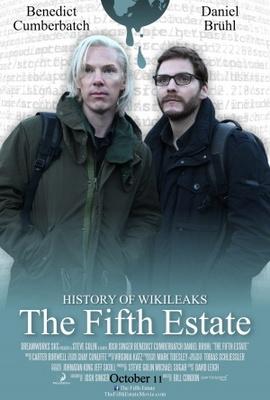 The Fifth Estate movie poster (2013) poster MOV_c53de325