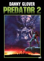 Predator 2 movie poster (1990) picture MOV_c53eea88