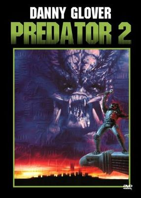 Predator 2 movie poster (1990) poster MOV_c53eea88