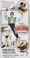 The 3 Worlds of Gulliver movie poster (1960) picture MOV_c541d9d0
