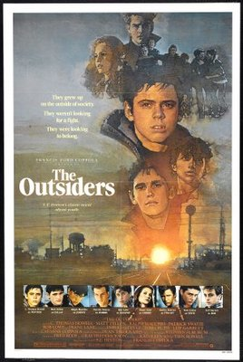 The Outsiders movie poster (1983) poster MOV_c54aba74