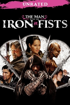 The Man with the Iron Fists movie poster (2012) poster MOV_c555f1b5
