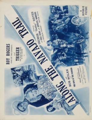 Along the Navajo Trail movie poster (1945) poster MOV_c55ad478