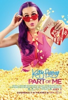Katy Perry: Part of Me movie poster (2012) picture MOV_61880f39