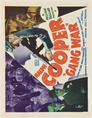 Gang War movie poster (1940) poster MOV_c55cbdc4
