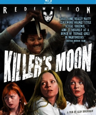 Killer's Moon movie poster (1982) poster MOV_c563f92a
